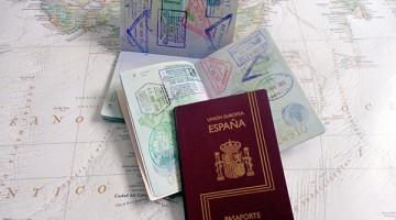 Pasaporte y visados. Por Udare
