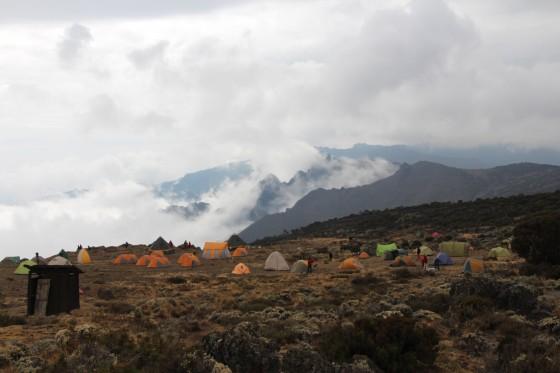 Campamento base. Por Nuria B.