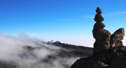 Ascendiendo el Kilimanjaro. Por Nuria B.