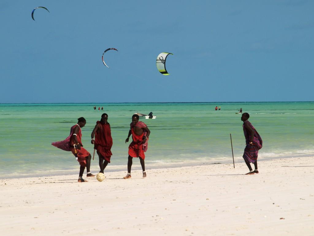 Playas de Zanzibar. Por Udare