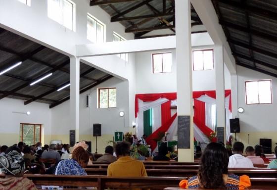 Coro Masai en Arusha. Por Udare