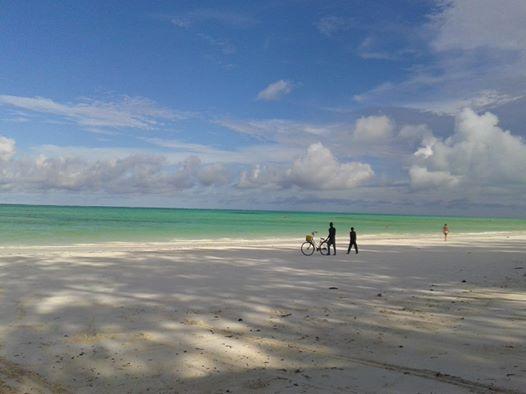 Playas de Zanzibar. Por Marga