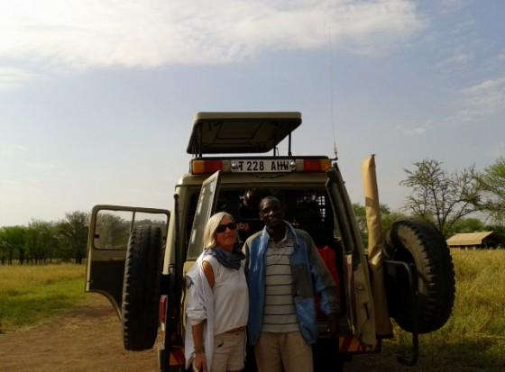 Pinceladas de Tanzania. Por Mercè