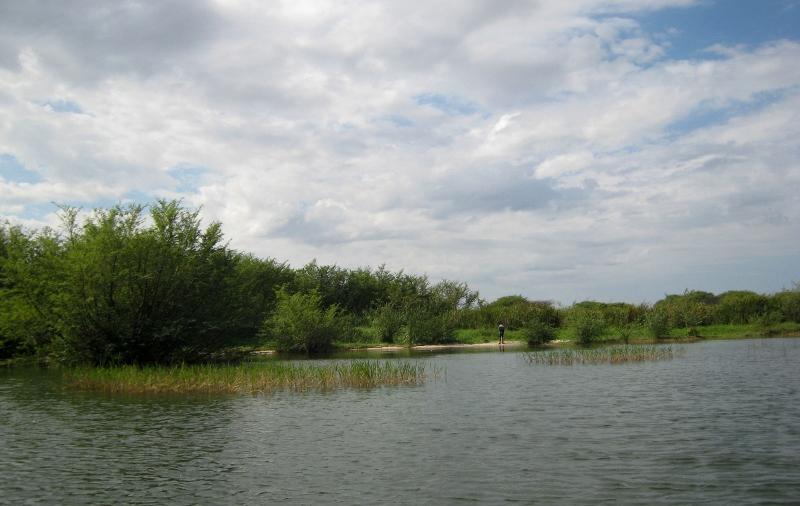 Ribera del Lago Victoria. Por Sol M.