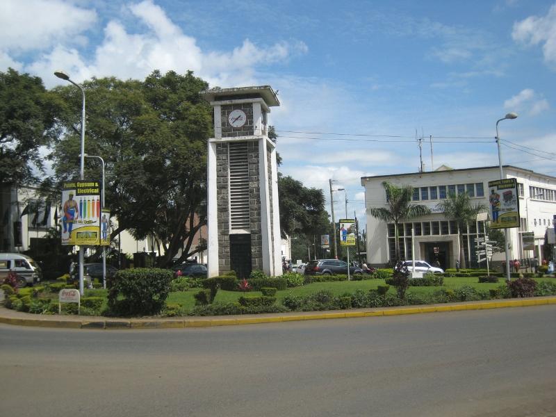 Centro de Arusha. Por Sol M.