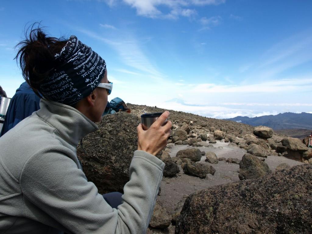 El mejor té del Kilimanjaro. Por Ana G.