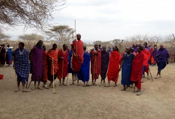 Masais amenazados de expulsión. Por Udare
