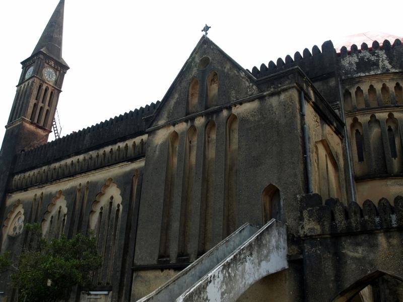 Catedral de la Iglesia de Cristo. Por Udare