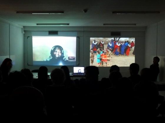 Tertulia Esencia Masai en Pamplona. Por Udare