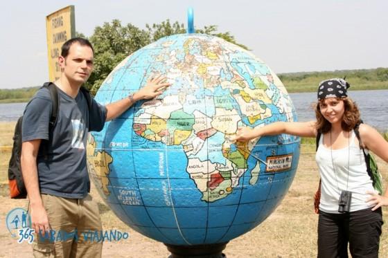 Fran y Virgina, el mundo en sus manos. Por 365sabadosviajando