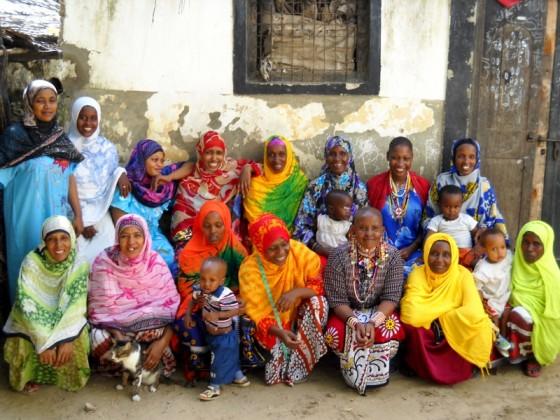 Mujeres de Lamu. Por Afrikable
