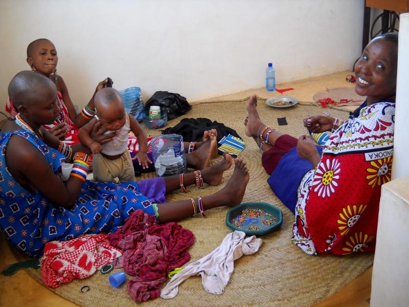 Centro de trabajo. Por Afrikable