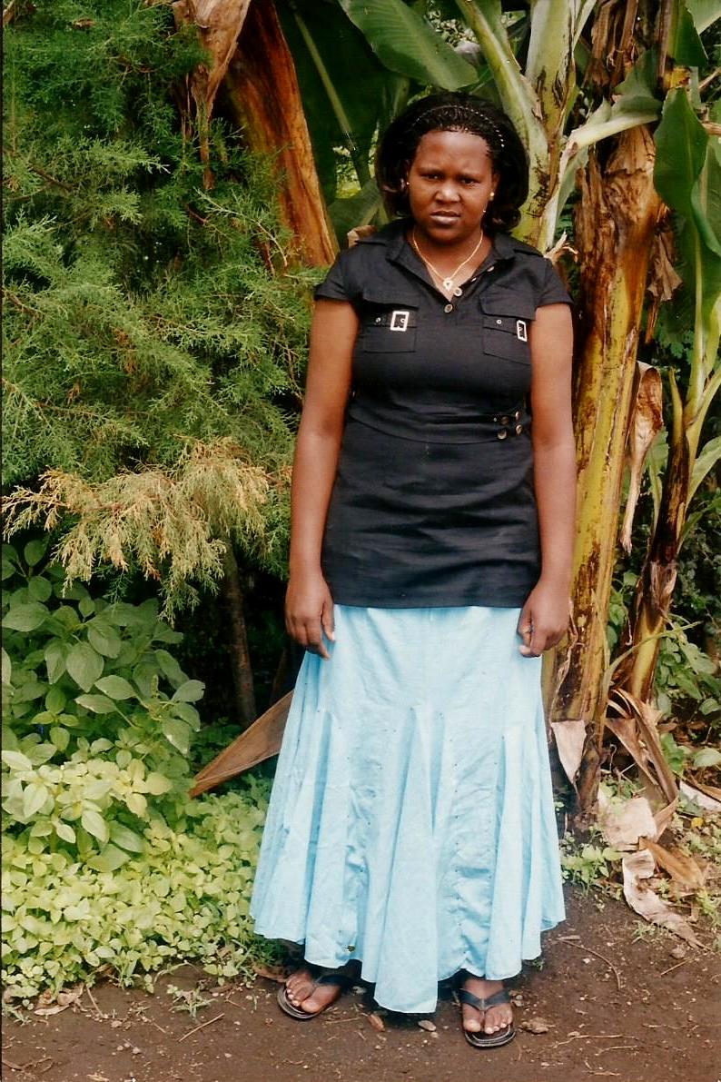 Colleta tras finalizar estudios en Kenia