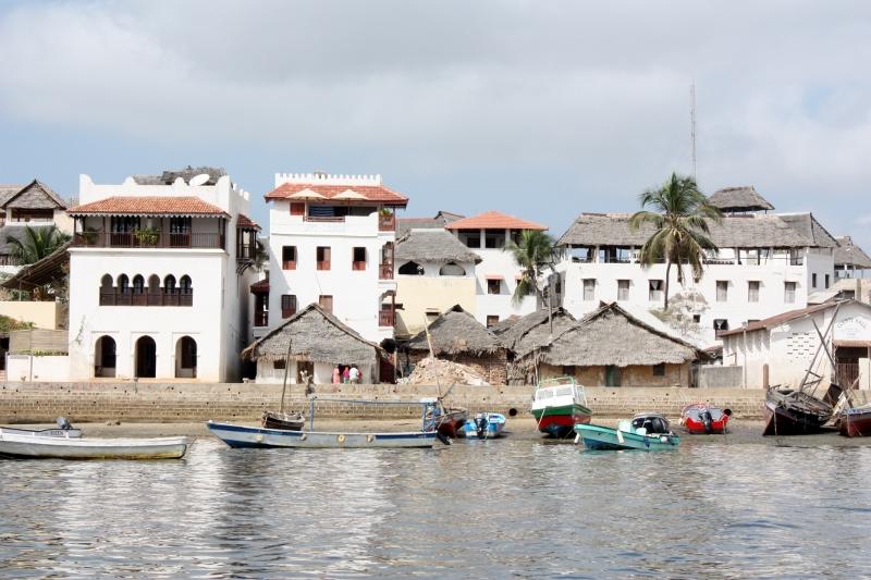 Panorámica de Lamu. Por Afrikable