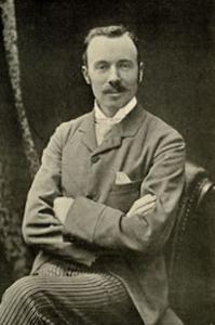 Retrato de Joseph Thomson