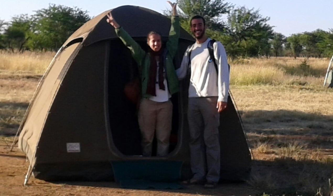 Buenos días desde Serengeti. Por Colleta