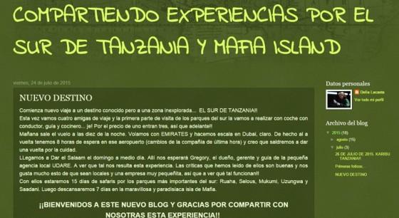 Udare en http://gemmaydeliaentanzania.blogspot.com.es