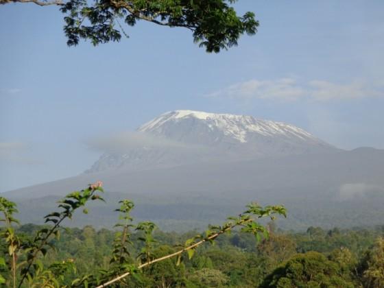 Kilimanjaro, hogar de los chaga. Por Udare