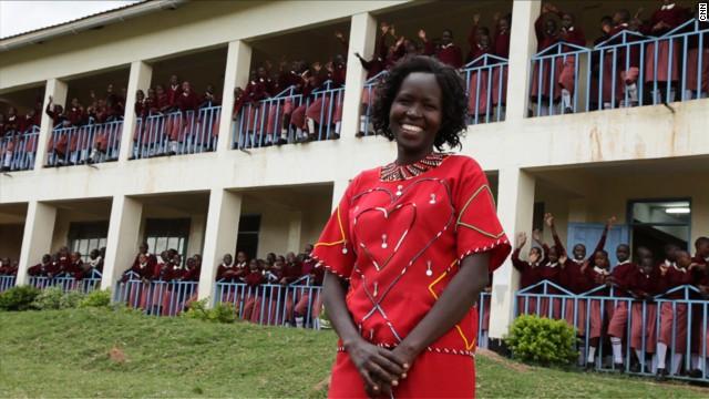 Centro Kakenya Ntaiya. Por www.edufrica.com