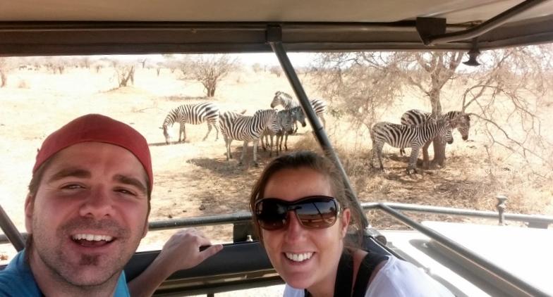 Safari en Tarangire. Por Marta