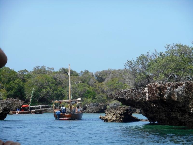 Paseo en barco por Zanzibar. Por Eduardo