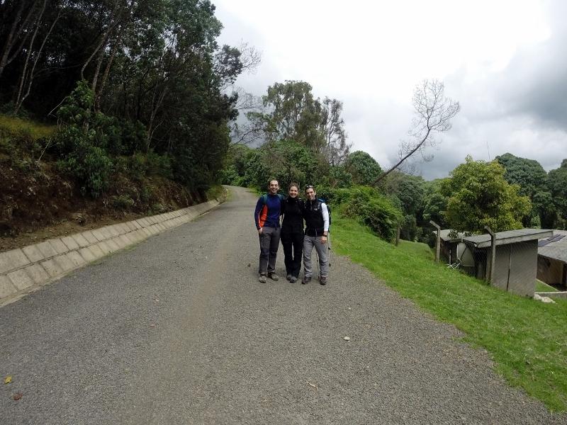 Preparados para un reto personal, el Kilimanjaro. Por Carlos