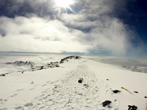 Kilimanjaro, cuando te sobrecoge. Por Carlos