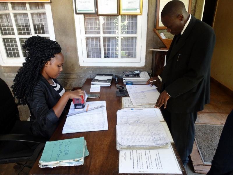 Oficina Museo Karen Blixen por Udare