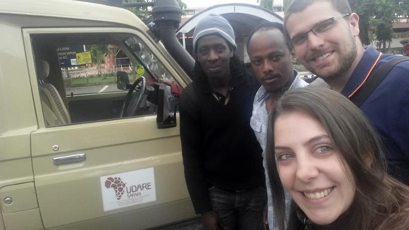 Día de despedidas en Arusha. Por Claudio