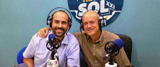 Carlos y Victor de Radio Sol XXI
