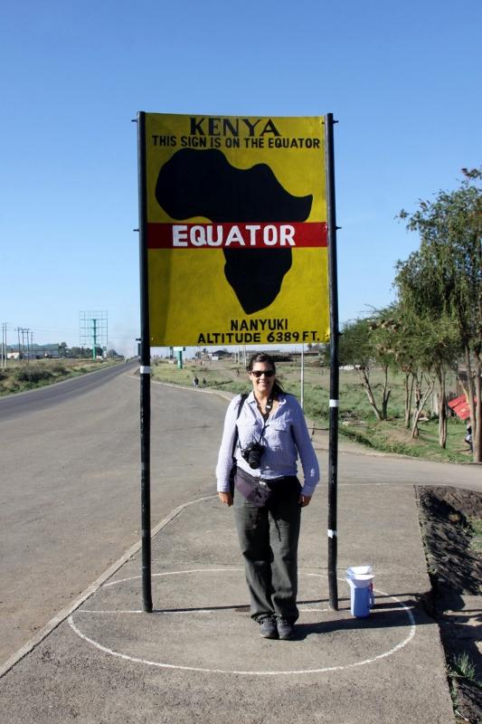 Leire en la línea ecuatorial. Por Francisco