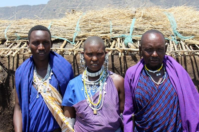 Masais. Por Francisco