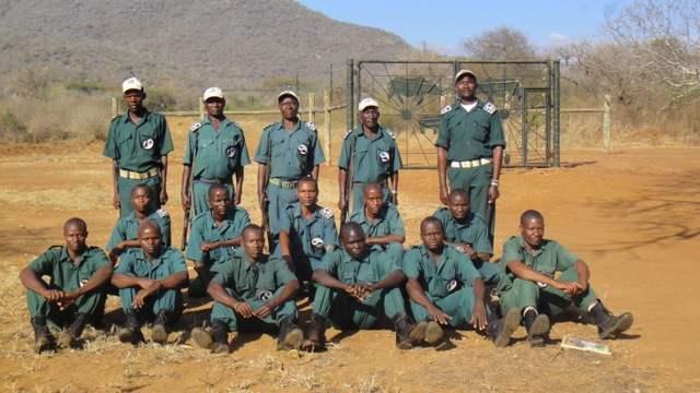 Trabajadores del parque. Por tusk.org