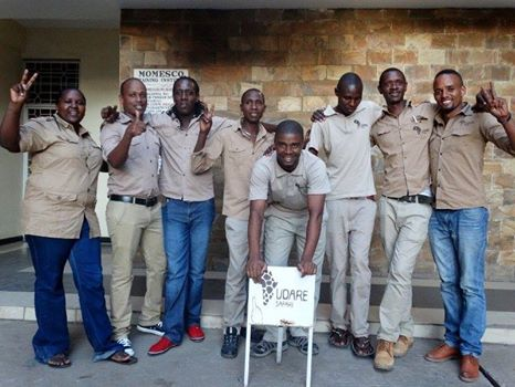 Equipo Udare Safari