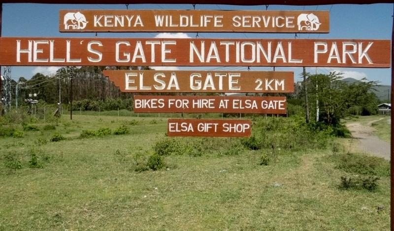 Hells Gate, Elsa Gate