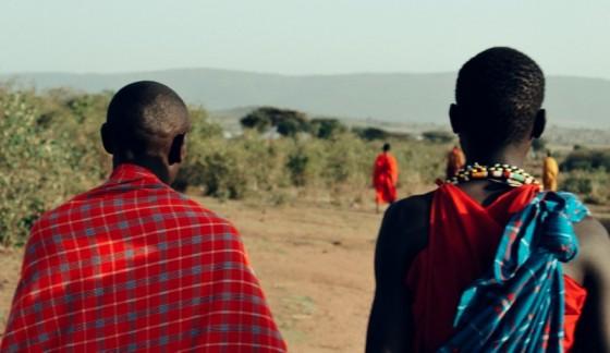 Acompañando a los masais. Por Javier
