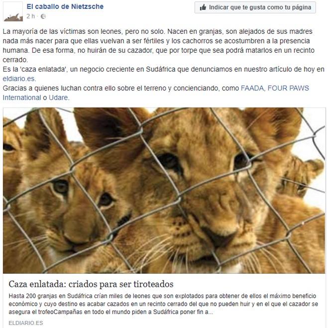 Blog el Caballo de Nietzsche en eldiario.es
