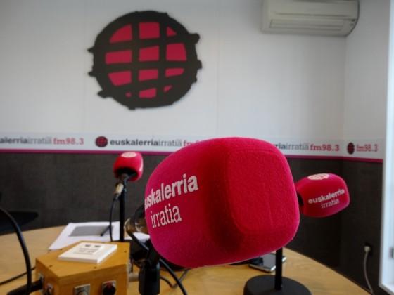 Euskal Herria Irratia. Por Udare