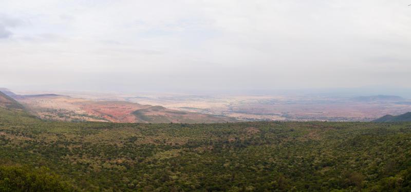 Valle del Rift. Por Cristina