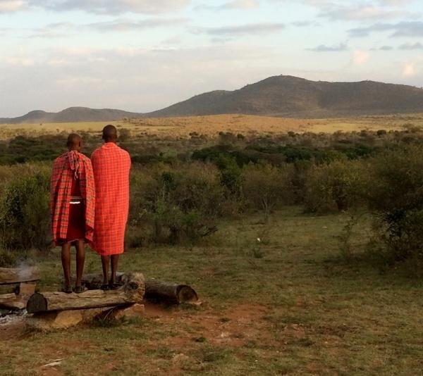 Fisi Camp Masai Mara. Por Paula