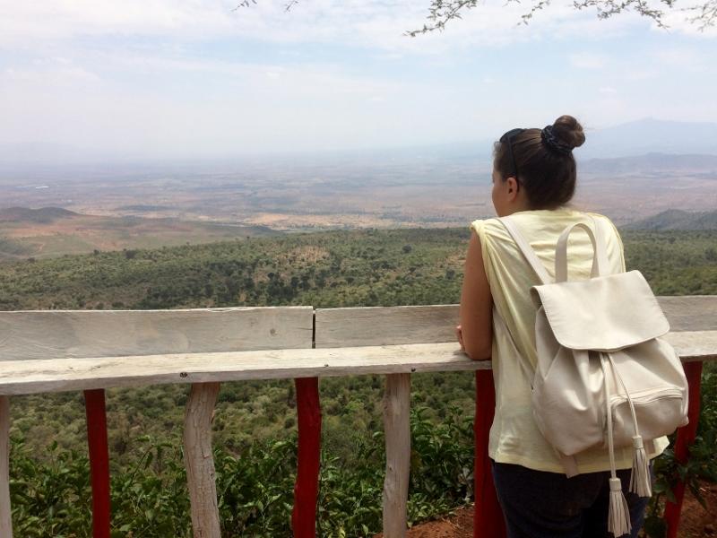 Valle del Rift. Por Paula