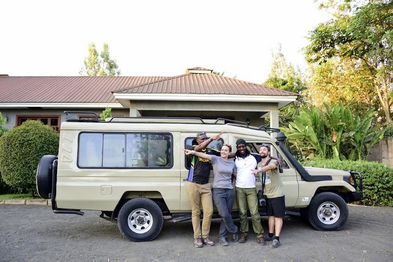 Por ahí se va a Serengeti. Por Daniel