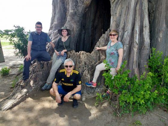 A los pies del baobab. Por Jorge