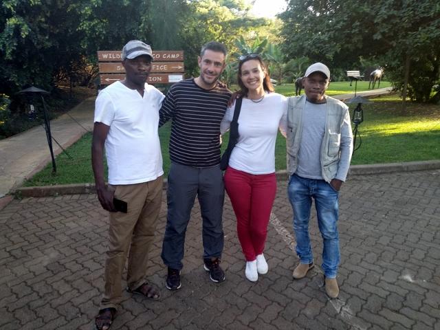 Despedida en Nairobi. Por Isabel