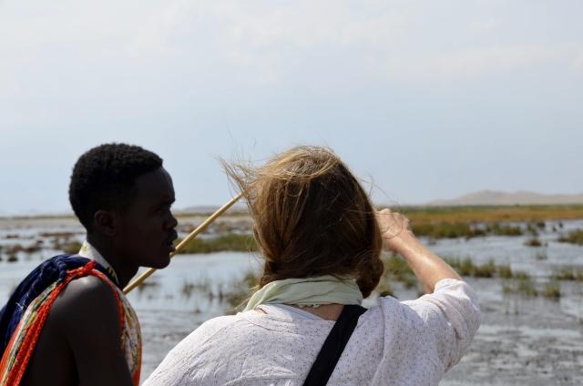 Aprendiendo de los masais. Por Montse