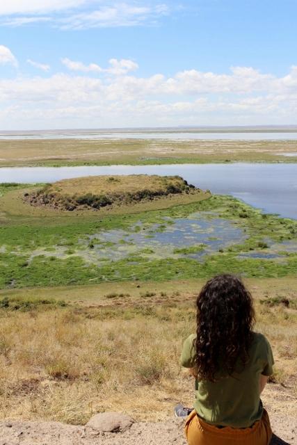 Paisaje de Amboseli. Por Jose Carlos
