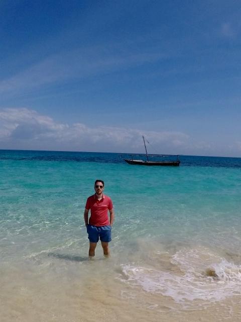 Playas de Nungwi. Por Aurora