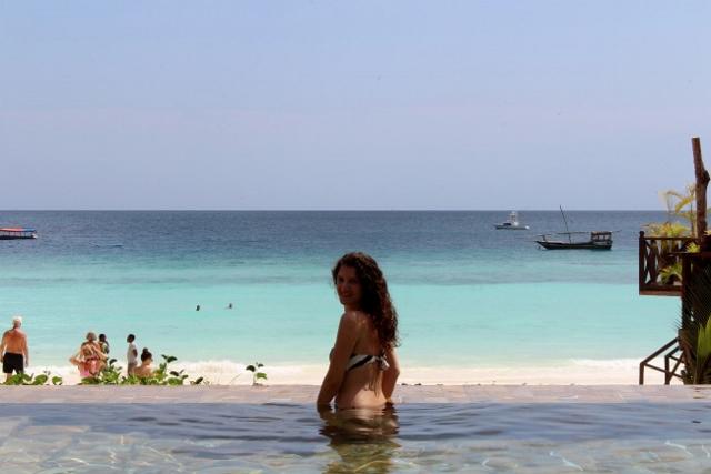 Relax en Zanzibar. Por Jose Carlos