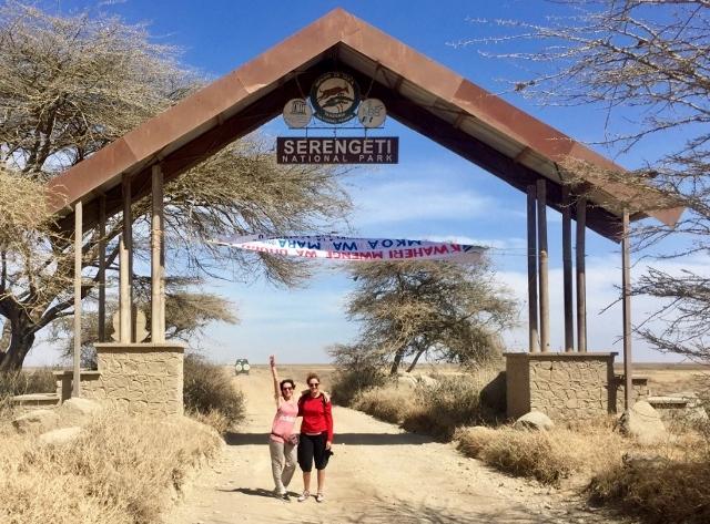 Entradas al P.N. del Serengeti, ¡sueño cumplido! Por Noelia
