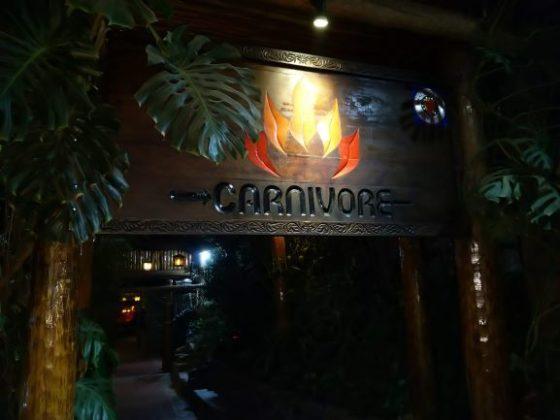 Restaurante Carnivore en Nairobi. Por Udare